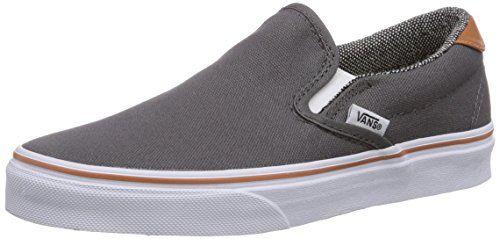 6651cac65f Vans Unisex C amp L Slip-On Era 59 Skate Shoe (9 D(