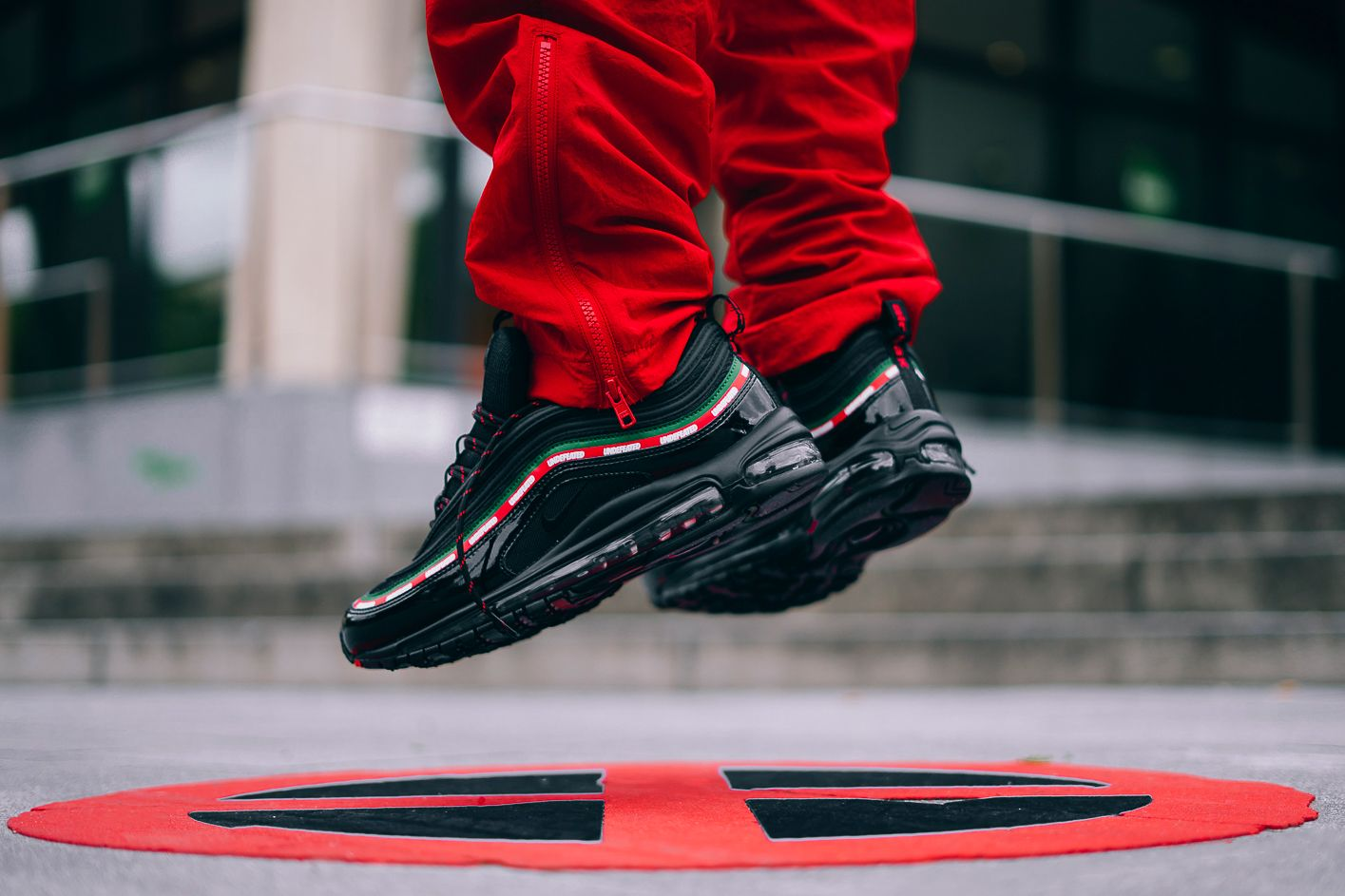 35c681d4d6 An On-Feet Look at the UNDEFEATED x Nike Air Max 97 | Denim and ...