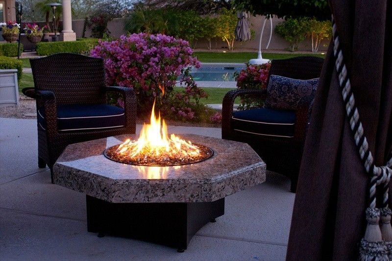 Gas Fire Tables By Oriflamme And Uniflame All Backyard Fun Fire Pit Table Gas Fire Pit Table Fire Table