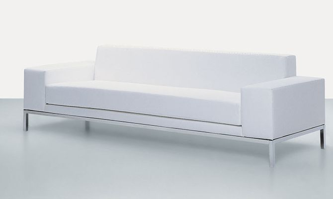 Minimalistic couch | Product design | Pinterest | White ...