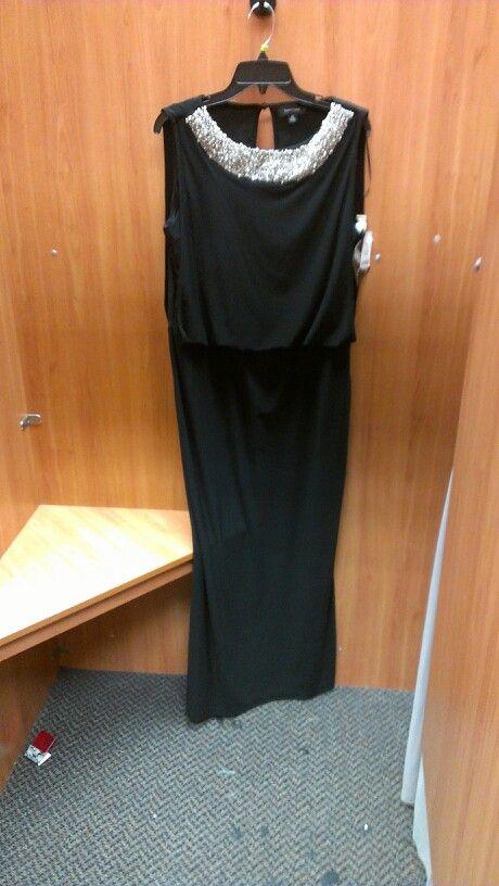 Plus size gown, Burlington, $40 | Fashion Fun | Plus size ...