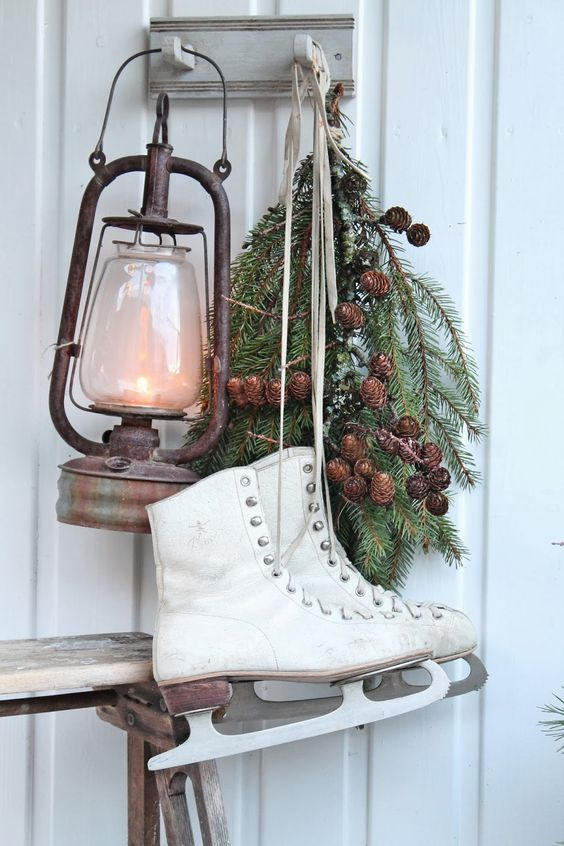 Photo of Simple Christmas-to-Winter Decorating Ideas