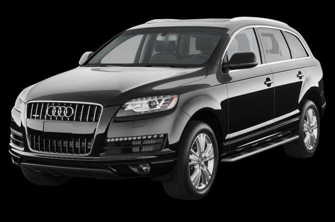 Audi Suv Interior 30