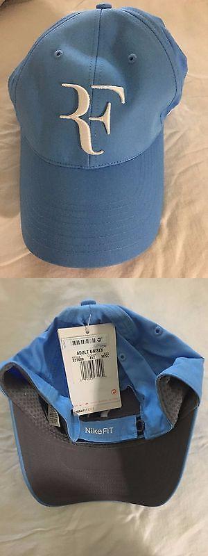 Hats and Headwear 159160     Rare Roger Federer Nike North Carolina Blue  Cap Hat 74c2f3089001