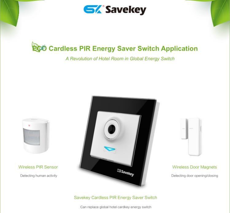 Savekey Cardless Pir Energy Saver Energy Saver Energy Human Activity