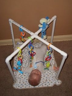 Diy pvc pipe daycare