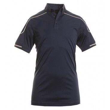 Click Image Above To Purchase: Callaway Golf Riggs Polo Shirt Befk0031 - Peacoat 410