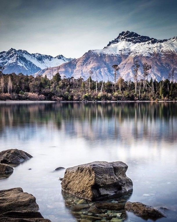 New Zealand in 2019 | Relaxing pictures, Nature, Camping 101