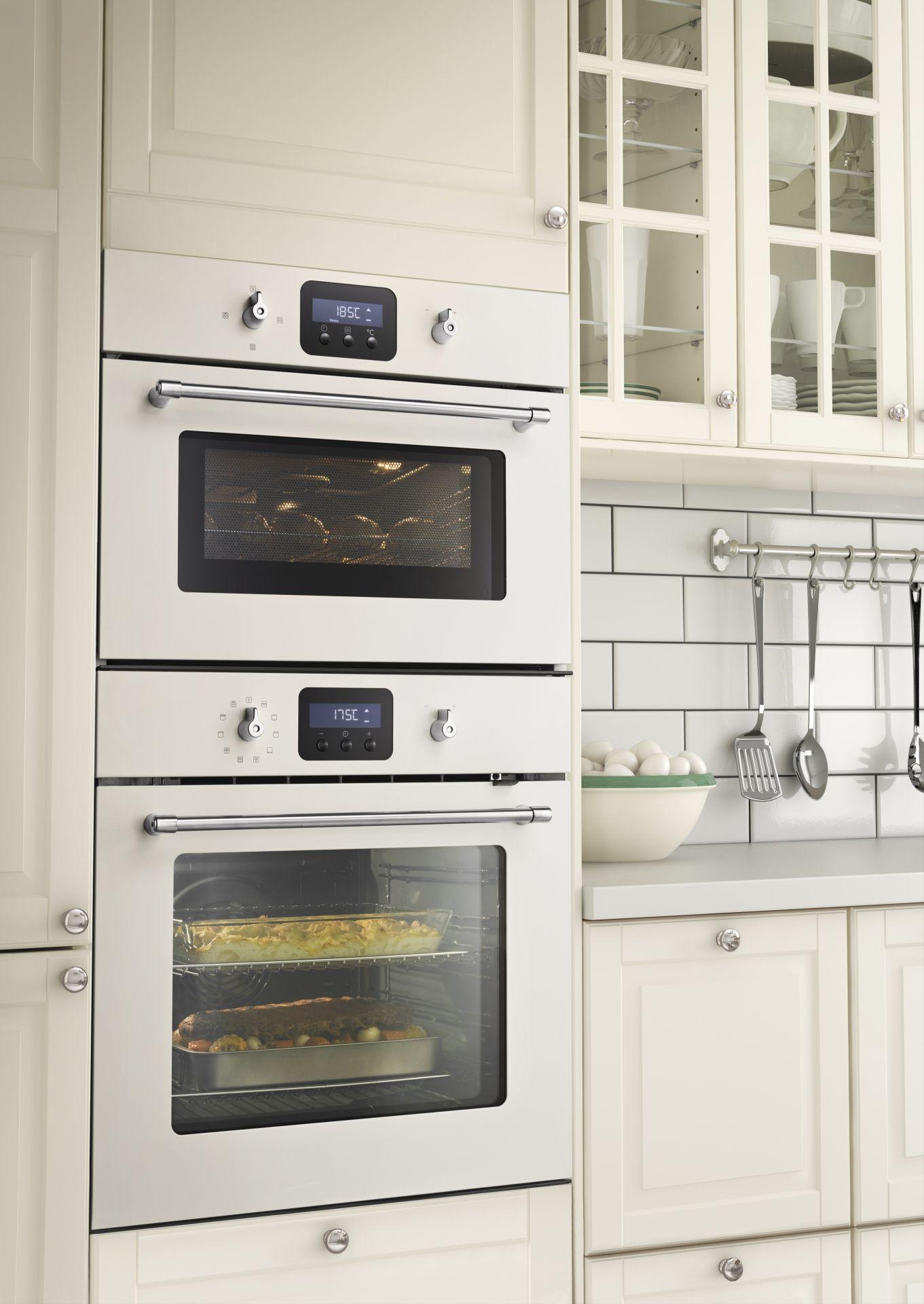 Ikea Deutschland Die Granslo Mikrowelle Und Ofen Bieten Eine