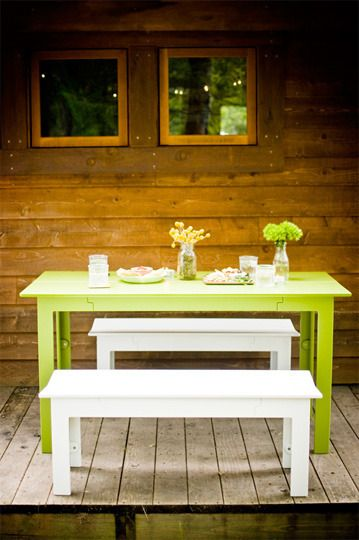 Eco Friendly Outdoor Fresh Air Furniture Collection From Loll
