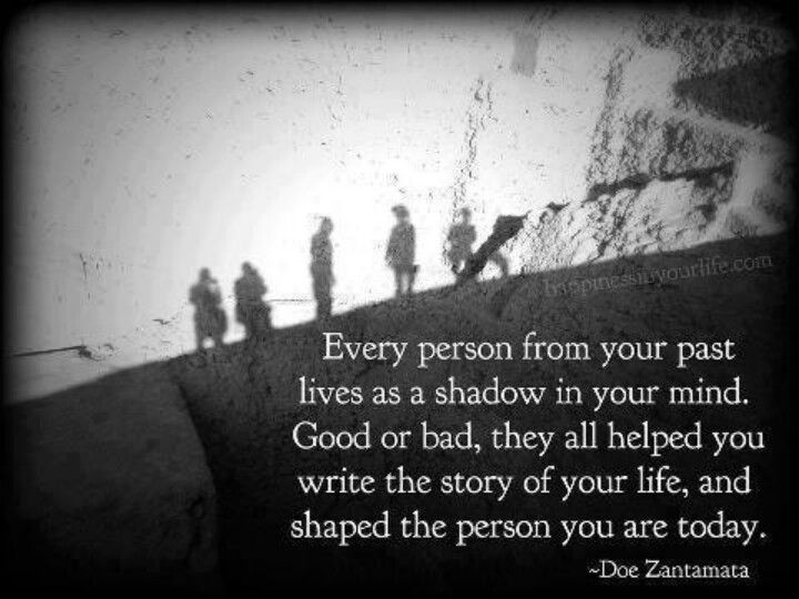 Person from your past