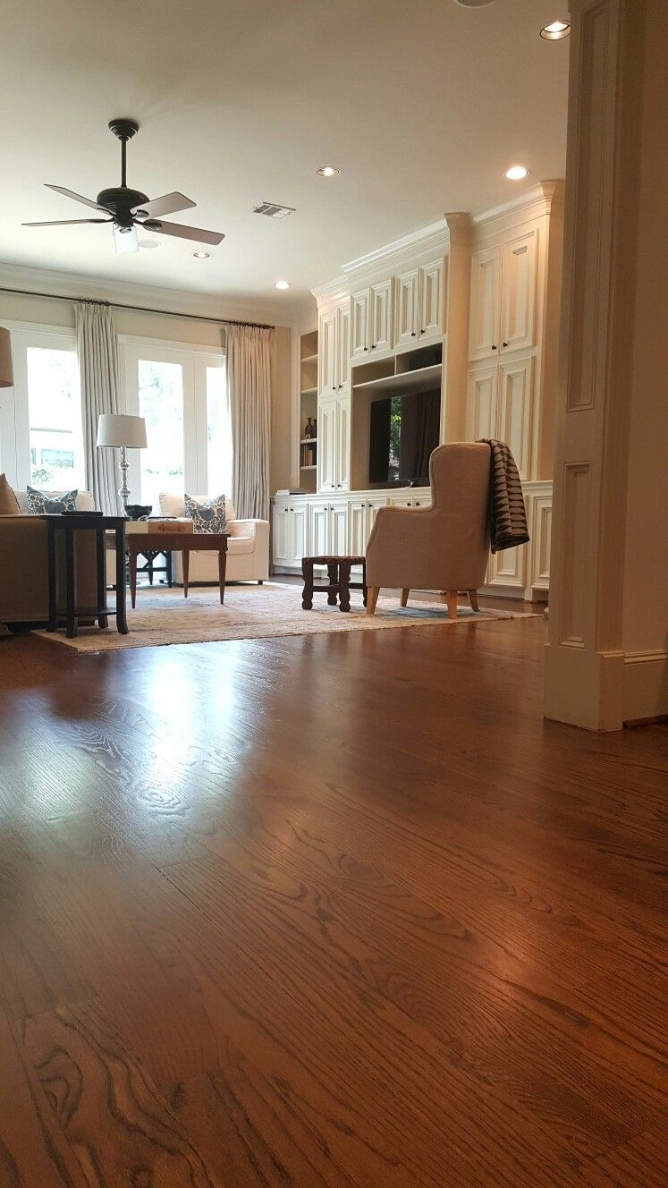 Houston Wood Flooring Refinishing.