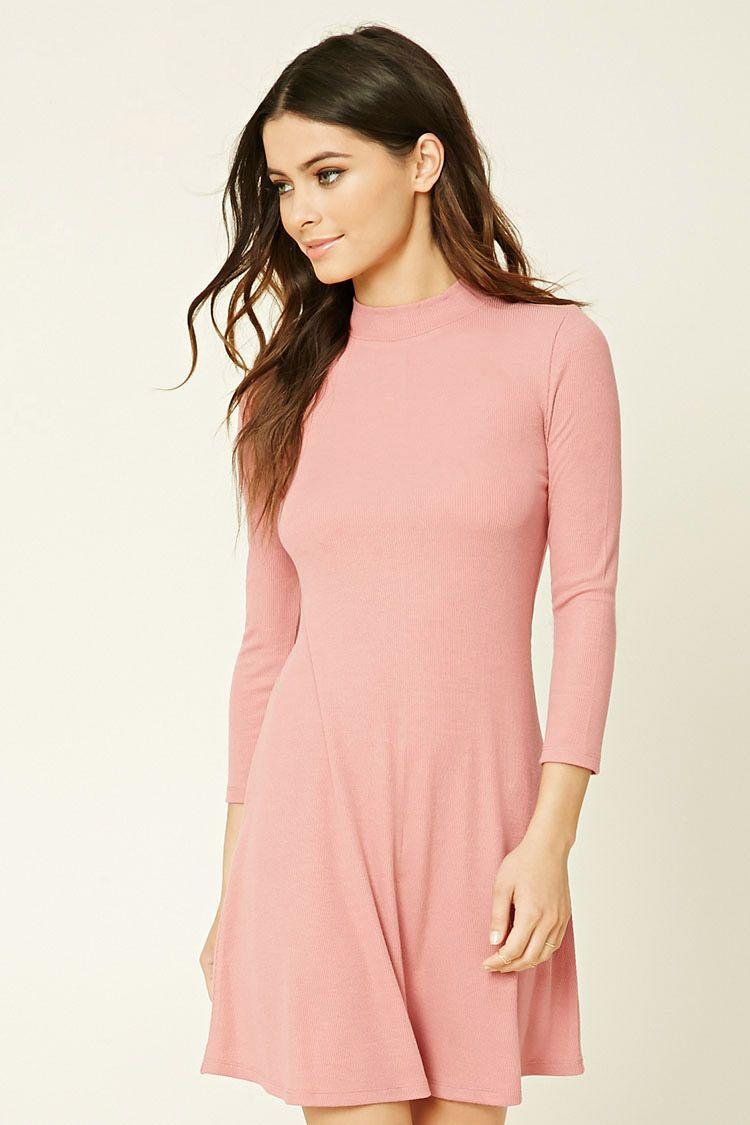 Pink dress from stranger things  FOREVER 리브 모크넥 원피스 ua  stranger things  Pinterest