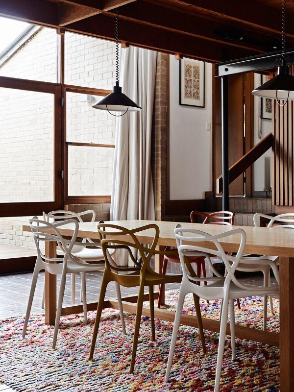 Modern dining room fine image