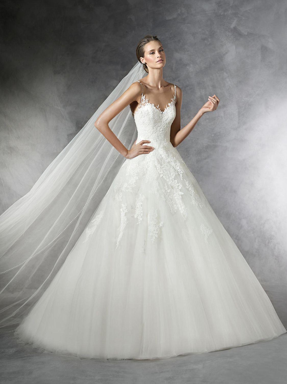 Svatebni Saty Prodej Pronovias Prala Wedding Dresses And Ideas