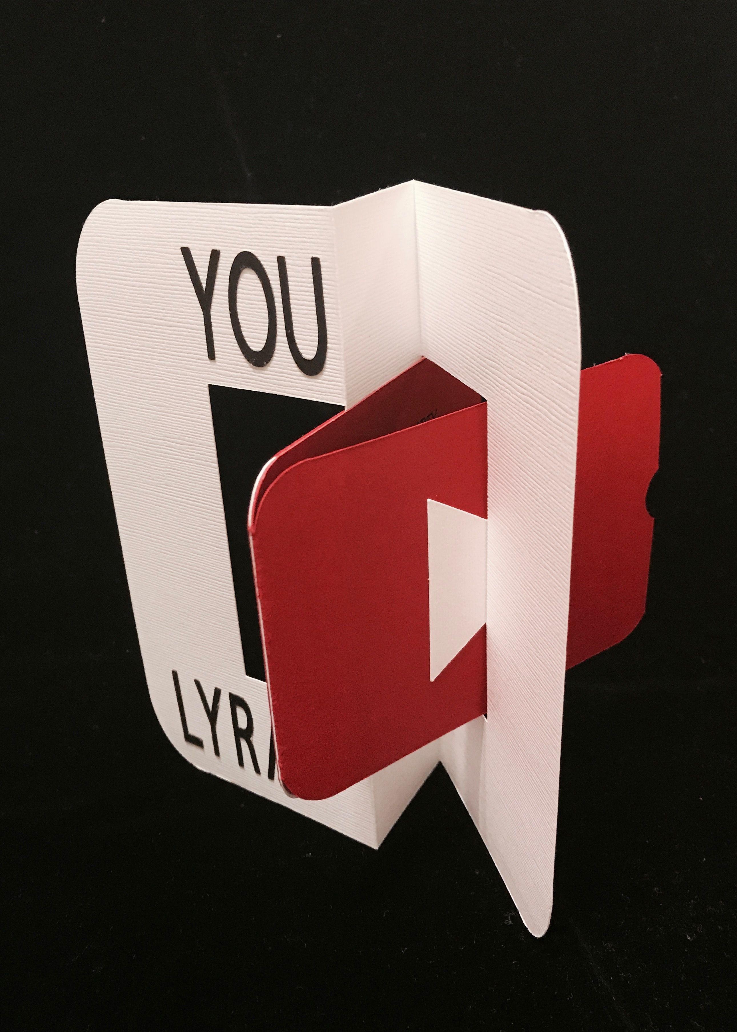 YOUTUBE INVITATION CARD  Cards, Cards handmade, Invitation cards