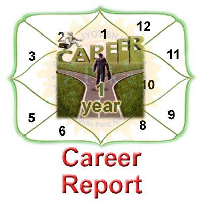 Career Report #CareerAstrology