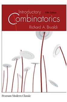 Introductory Combinatorics 5th Edition Book By Richard A Brualdi Trh Books Richard Pdf Books