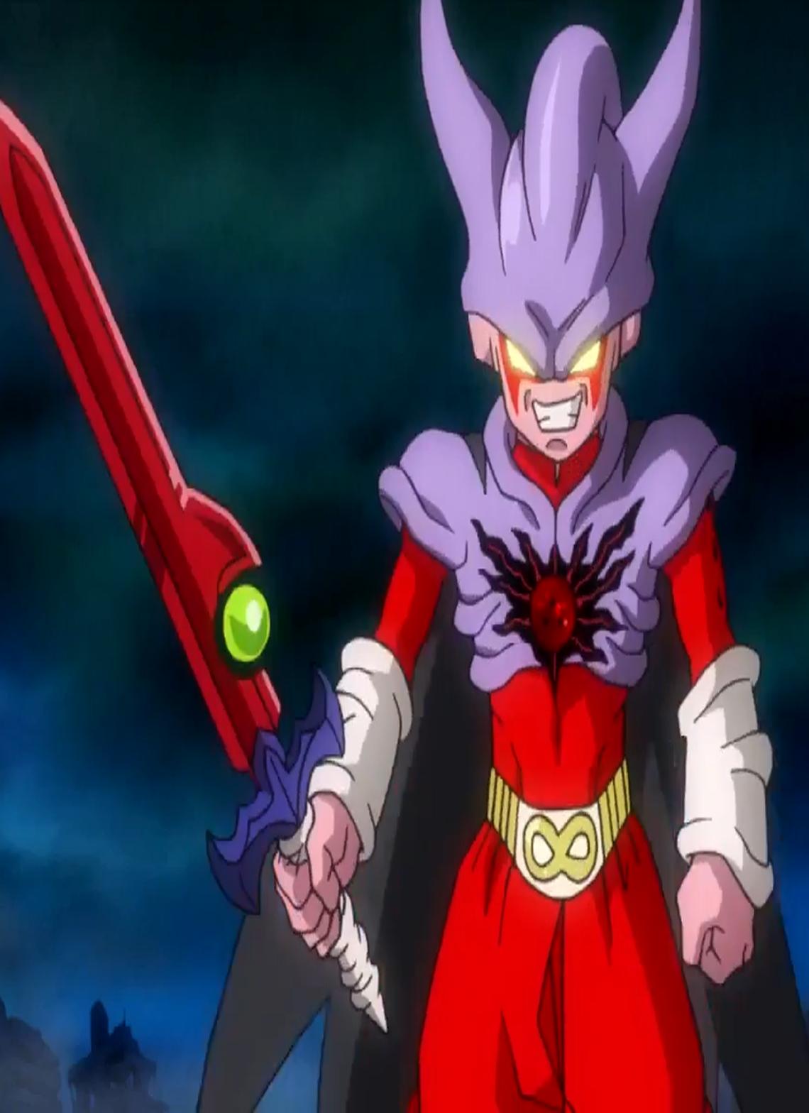 Kid Buu Com Janemba E Dabura Absorvido Dibujo De Goku Dragones Dragon Ball