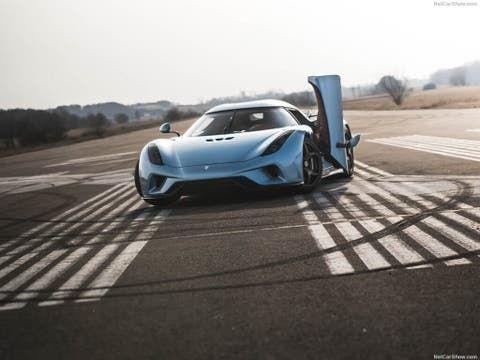 Koenigsegg Regera, el híbrido inalcanzable — Busco un coche