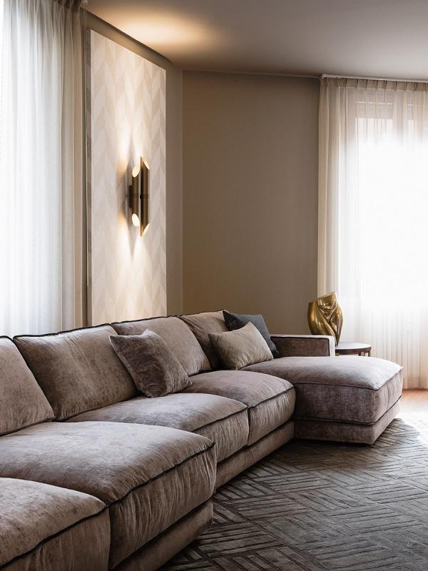Casamilano Sofa Suite Designermobel Von Raum Form Sovremennyj Dizajn Interera Interer Divan