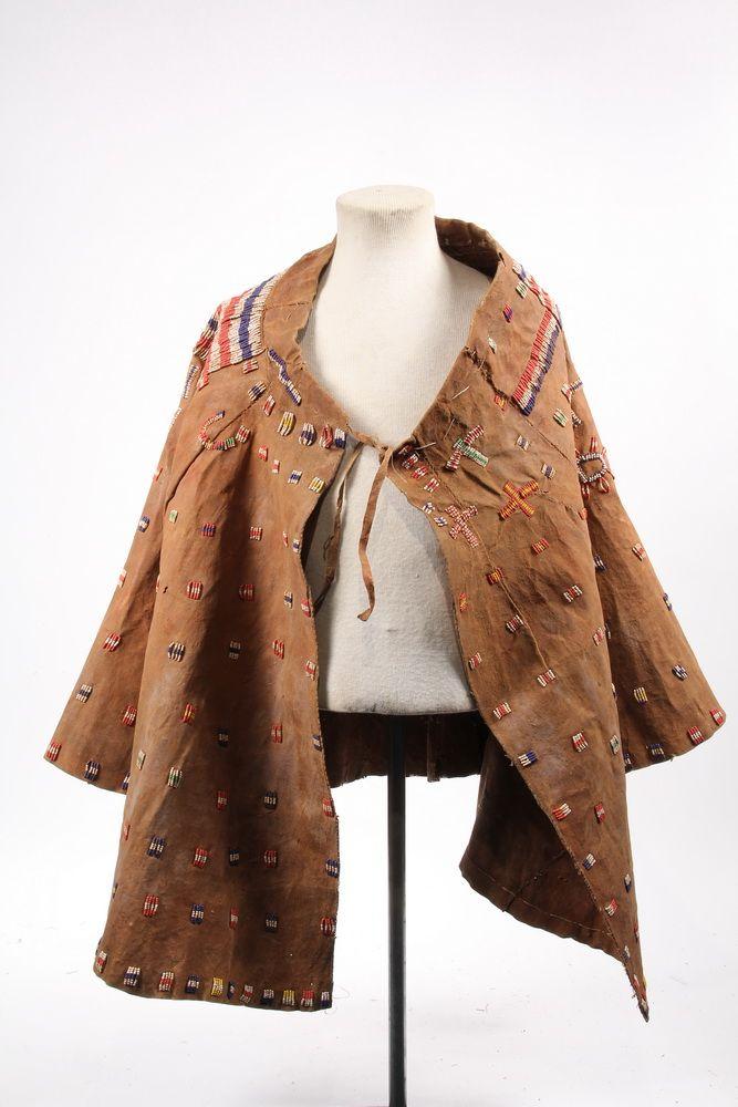 AFRICAN RITUAL CLOTHING Maasai People, Kenya & Northern