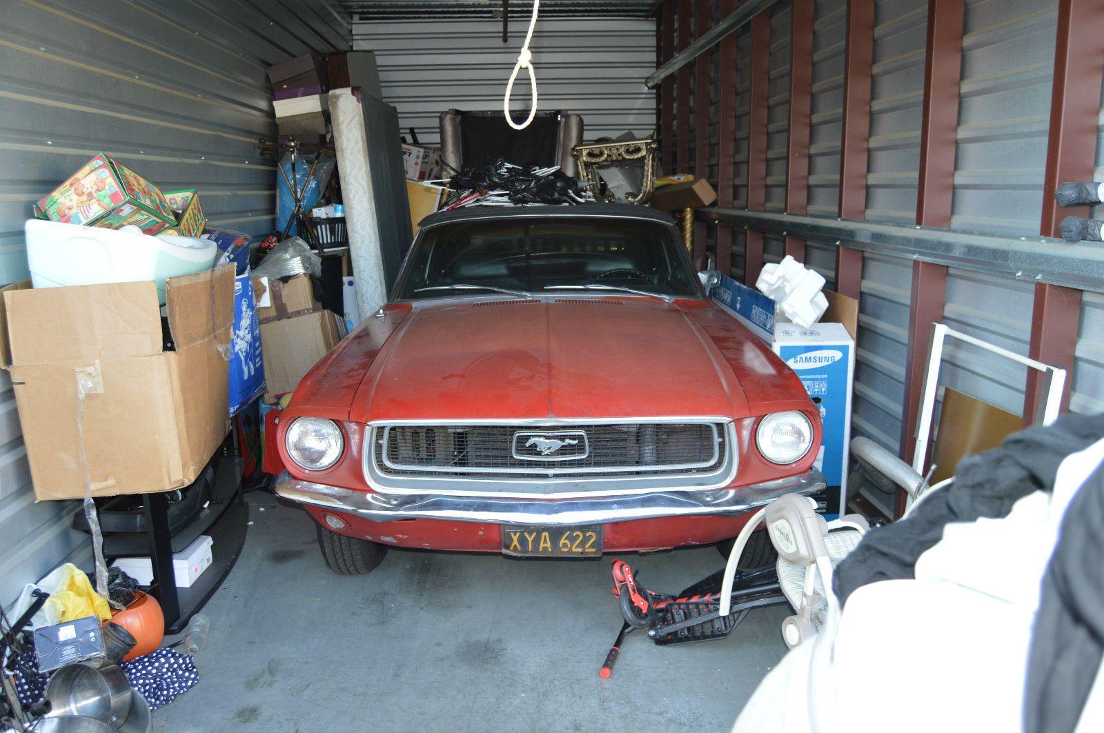 1968 Mustang X-Code
