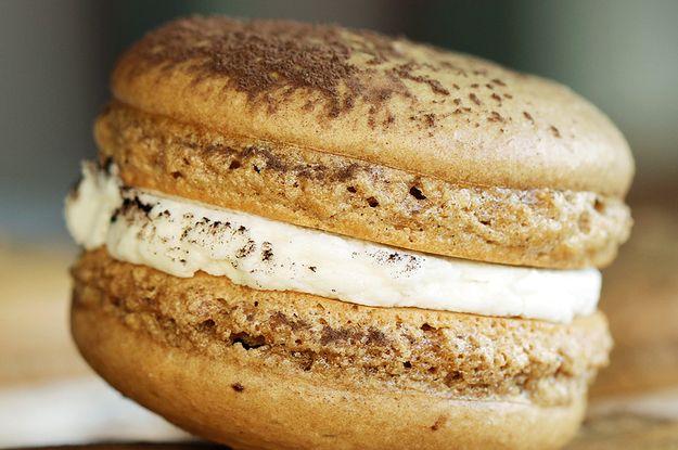Macchiato Macarons Recipe by Tasty