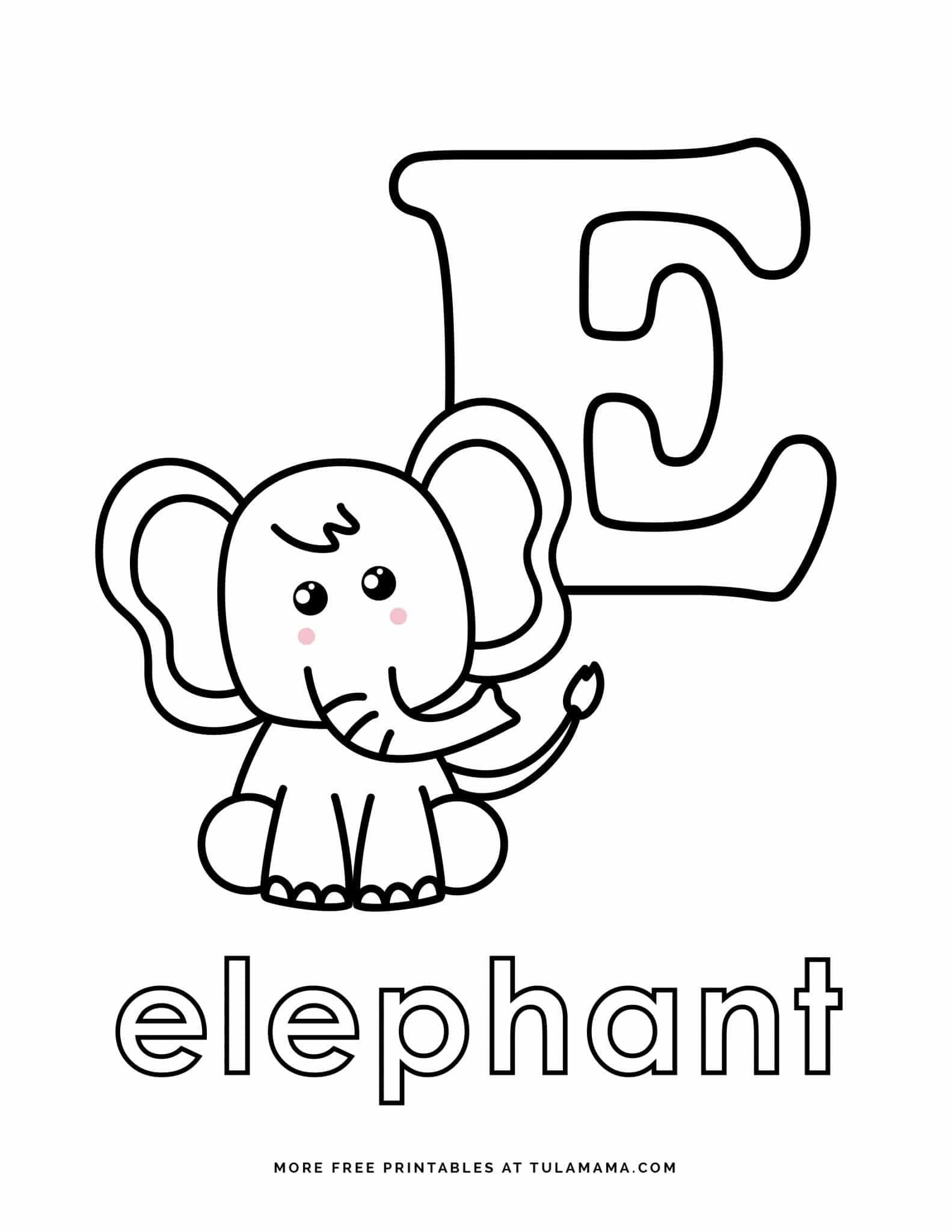 Fun And Easy To Print Abc Coloring Pages For Preschoolers Kindergartners In 2021 Abc Coloring Pages Abc Coloring Alphabet Coloring Pages