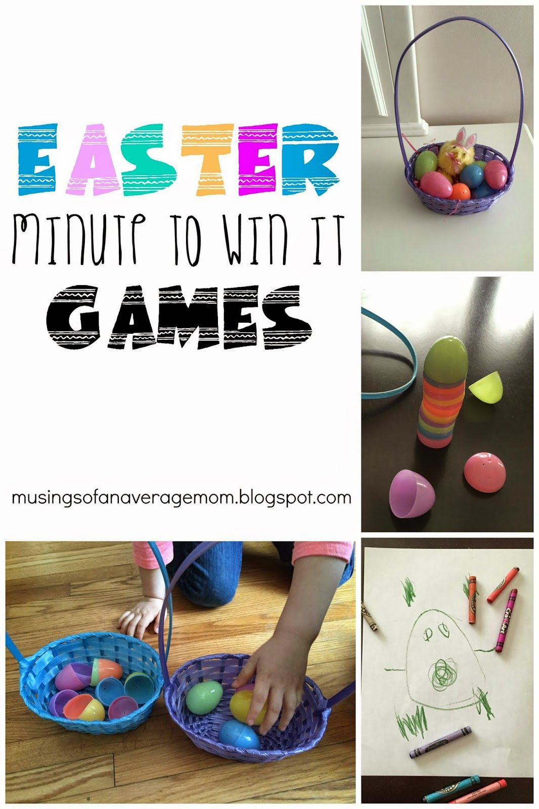 Easter Minute to Win It Games | Easter | Pinterest | Easter, Gaming ...