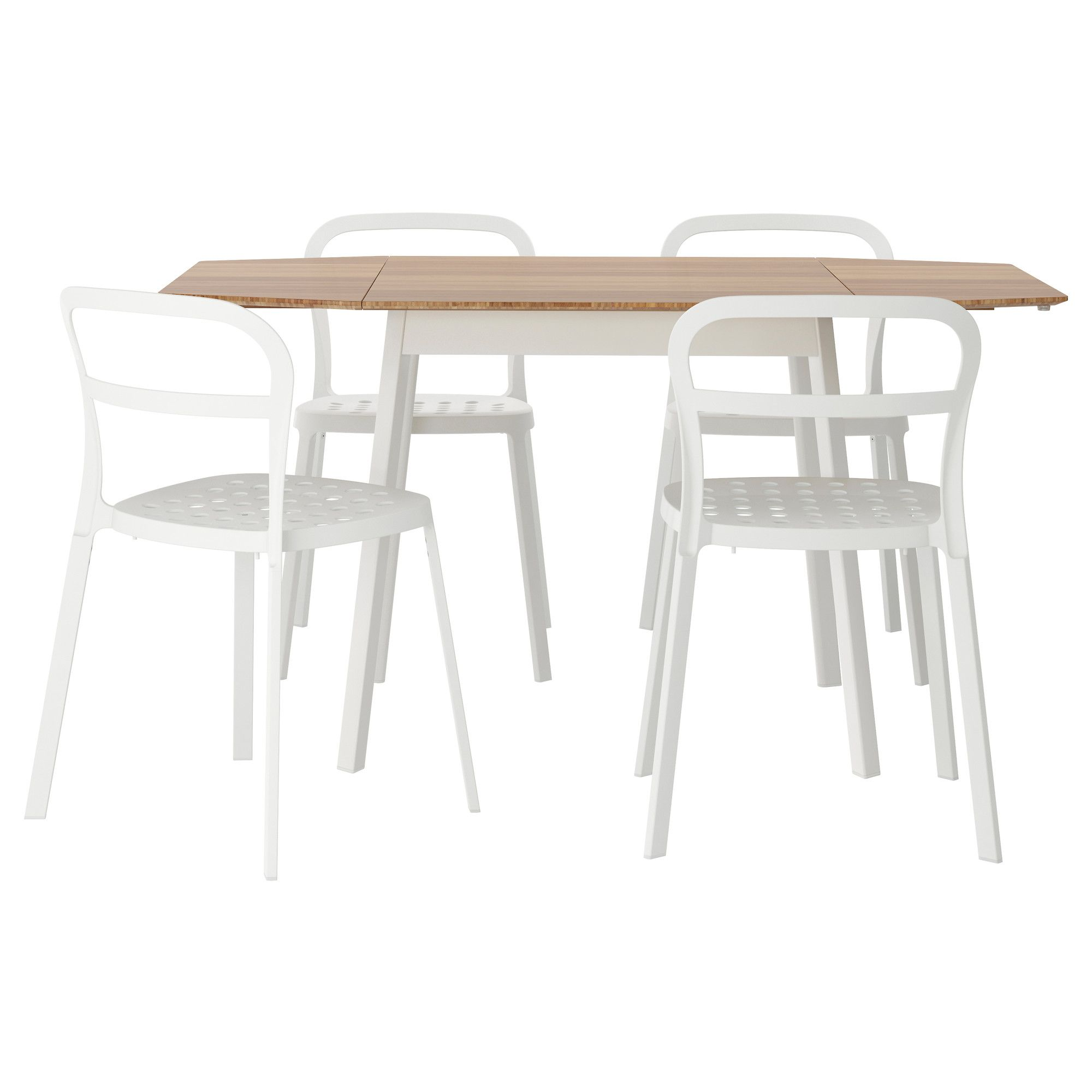 $375 IKEA PS 2012/REIDAR Table and 4 chairs - IKEA | trends ...