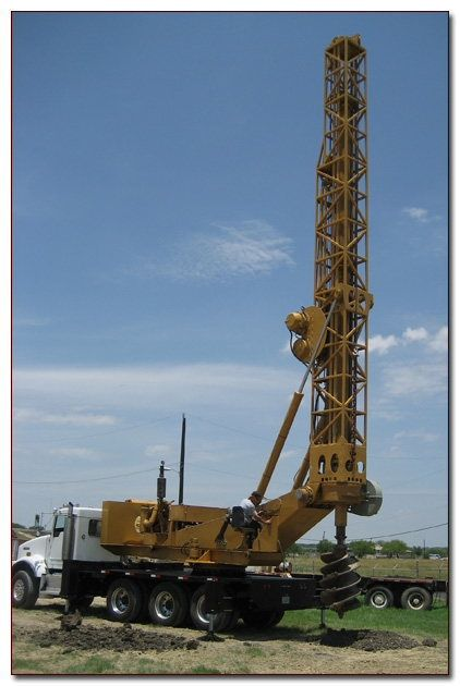Caisson Drilling Rigs For Sale | Caisson Drill Rig