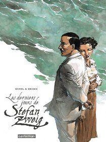 Les derniers jours de Stefan Zweig (en BD) par Laurent Seksik