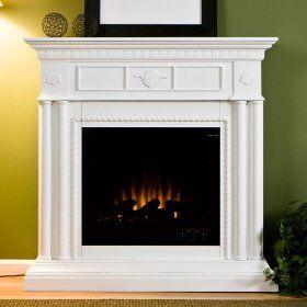 Sei Renaissance Ii Fireplace White Fireplace Wood Burning Fireplace White Fireplace