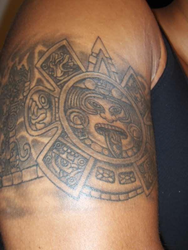 Aztec Bands Tattoos : aztec, bands, tattoos, Aztec, Armband, Tattoo, Designs, Designs,, Tattoo,