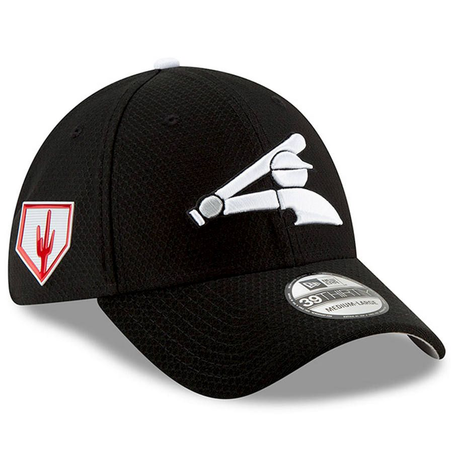 official photos c3f8c 766d7 Men s Chicago White Sox New Era Black 2019 Spring Training 39THIRTY Fitted  Hat,  37.99