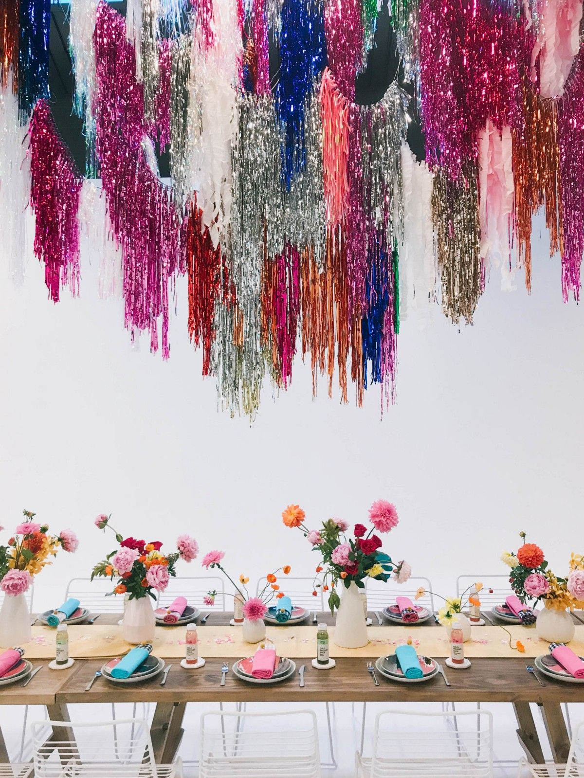 5 Easy Ideas For Chic Bridal Shower Decorations #bridalshowerdecorations