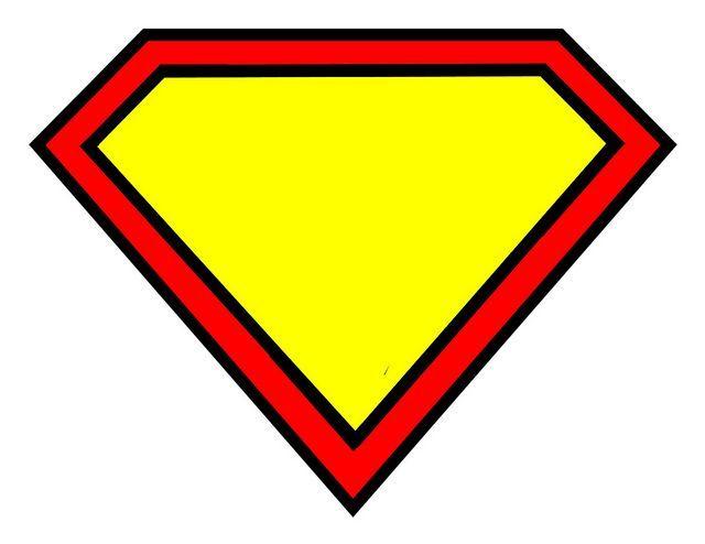 printable superhero logo superhero birthday pinterest rh pinterest ie printable superman logo.pdf printable superman logo stencils