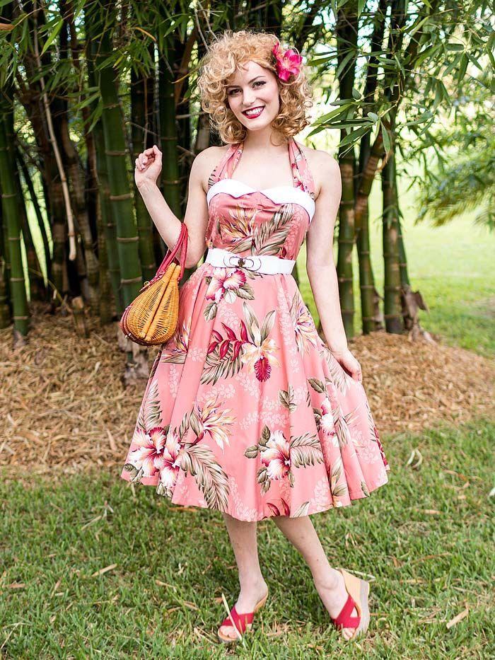 c29f26e38a 1950s Swing Dresses