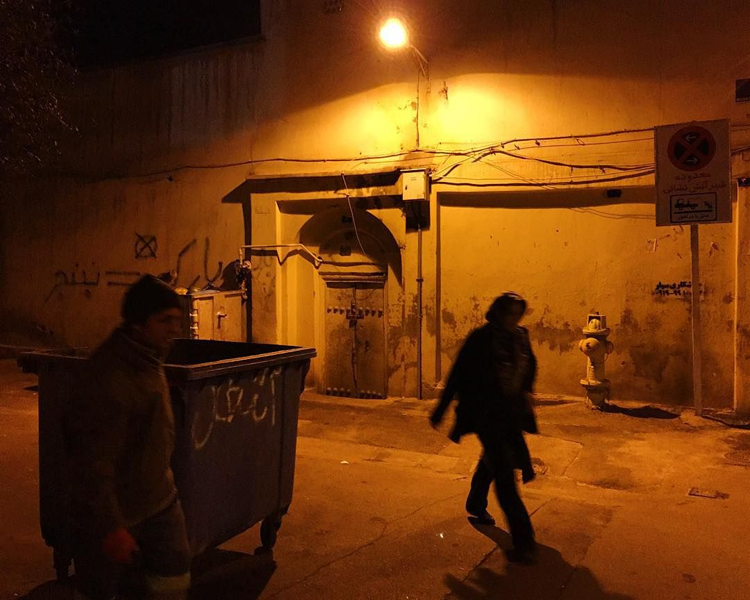 Night Life in Tehran Streets Iran 2016   Ahmad Aghasiani  #uspiran #nightlifeiniran by aghasiani