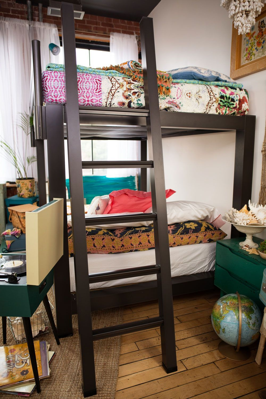 Pristine thing custombunkbeds Bunk beds, Queen bunk