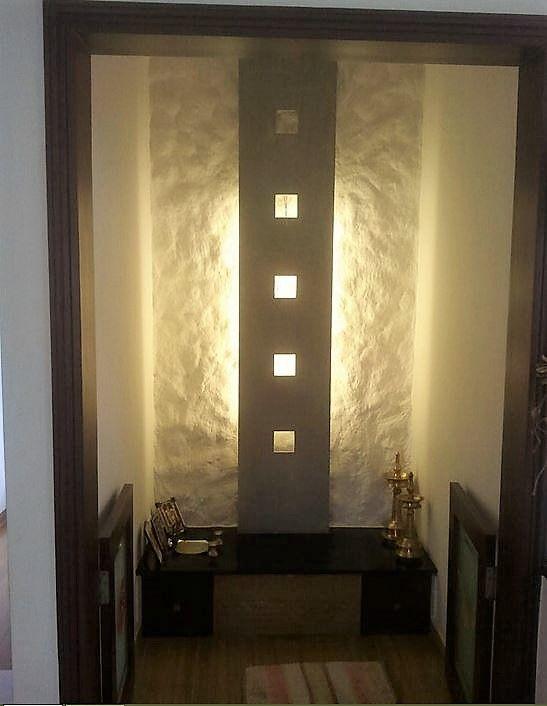 10 Pooja Room Door Designs That Beautify Your Mandir Entrance: Pooja Room Design, Pooja Room