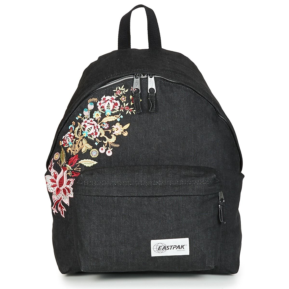 amazon sac eastpak blanc à fleurs