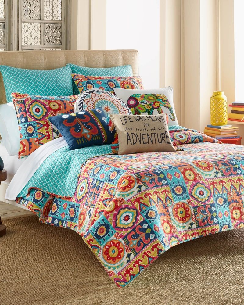 Designer comforter sets discount quilts quilt bedding for Super cheap bedroom sets