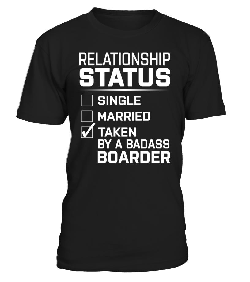 Boarder - Relationship Status