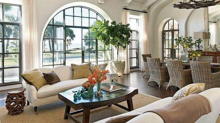 20 Pretty Home Interior Design With Mediterranean Style Mediterranean Home Decor Mediterranean Style Homes Mediterranean Decor