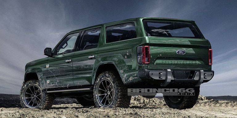 Everything We Think We Know About The 2020 Ford Bronco Ford Bronco New Bronco Bronco