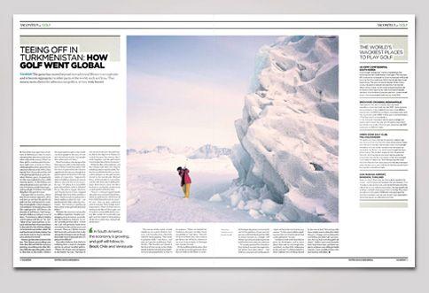 newspaper layout - Buscar con Google | maquetas periodísticas ...