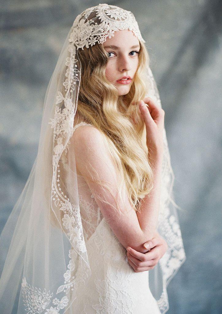 1d3db936b15d8 Boho Veil – Claire Pettibone Heirloom Boutique