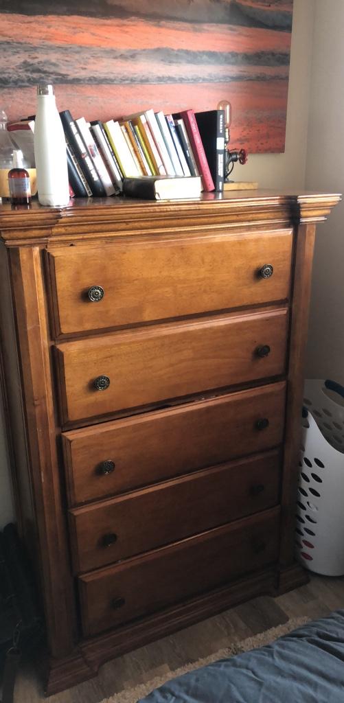 Sold Dresser In Santa Monica Dressers For Sale Wooden Dresser